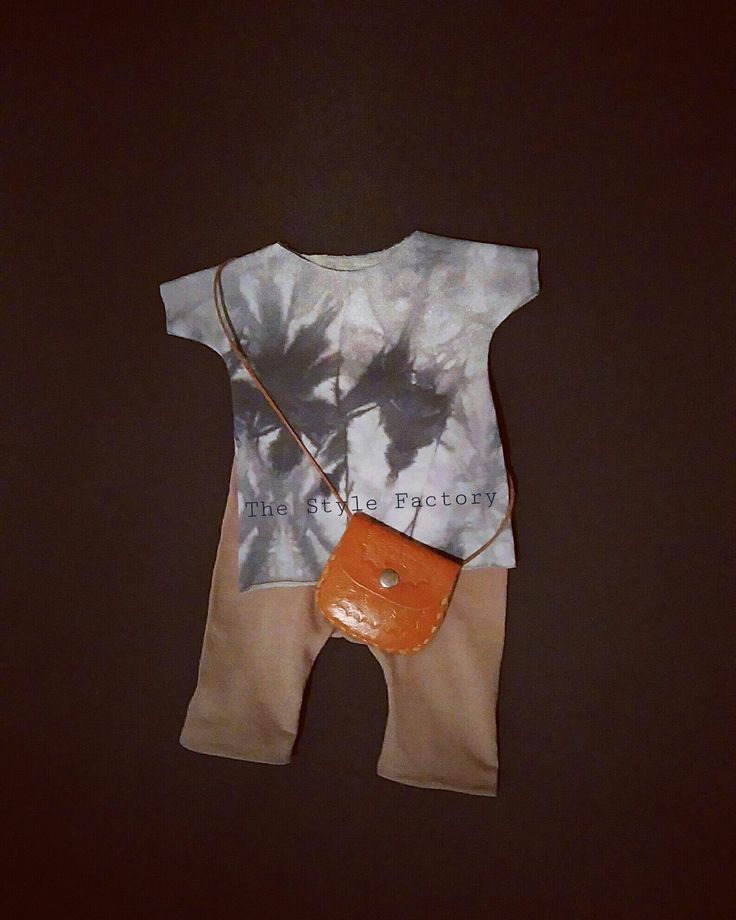 Total outfit is a set consisting of a tunic and pants in size 0-2 months // thestylefactory.pl //