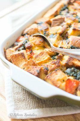 Make-Ahead Breakfast Casserole for Christmas Morning {video}