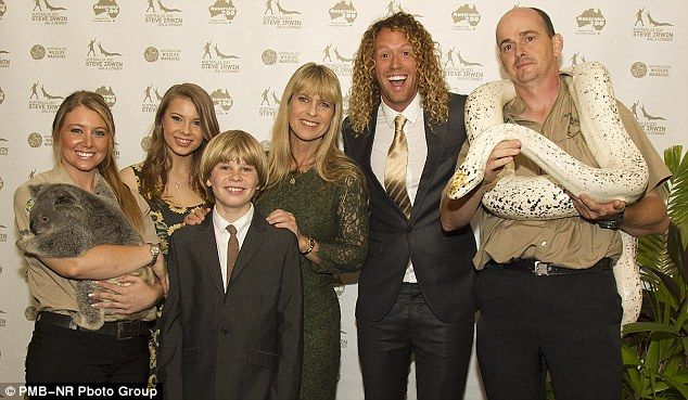 Steveand terri irwin wedding   Fundraiser: On Saturday night in Brisbane, the Steve's wife Terri and ...