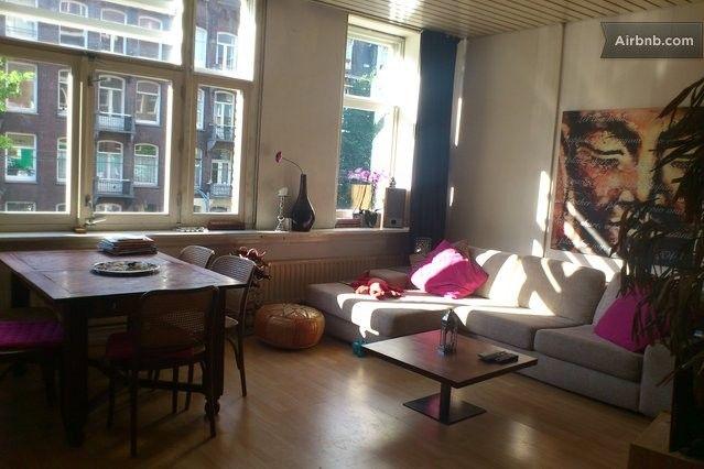 75m2 apartment next to Vondelpark in Amsterdam