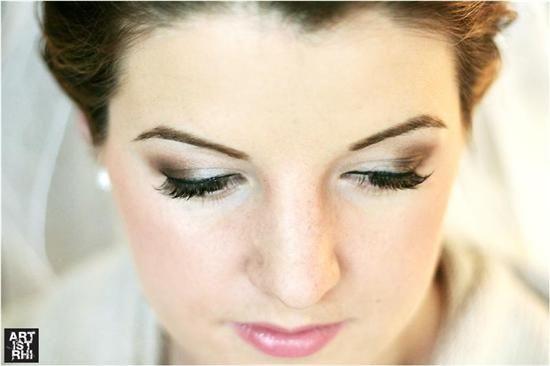 Sweet soft make-up