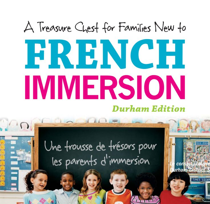 This is a fabulous resource put together for parents of #FrImm children by the DDSB. If your child is starting French Immerion, download this! If you're teaching FI, send a link to parents!