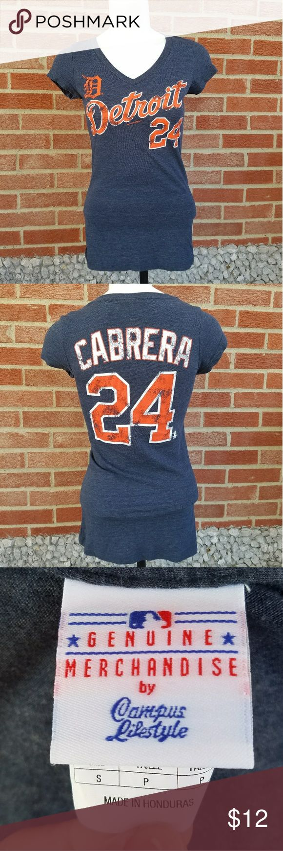 Detroit Tigers Bathroom Accessories Sale Detroit Tigers Cabrera Mlb Tee  Size Small Size Small Mlb