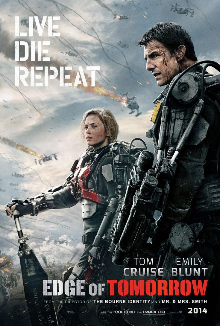5 things I found extremely enjoyable about Edge of Tomorrow