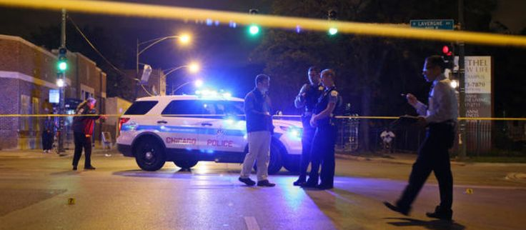 August Labeled As Bloodiest Month Chicago Has Seen In 20 Years for Black on Black Murder.