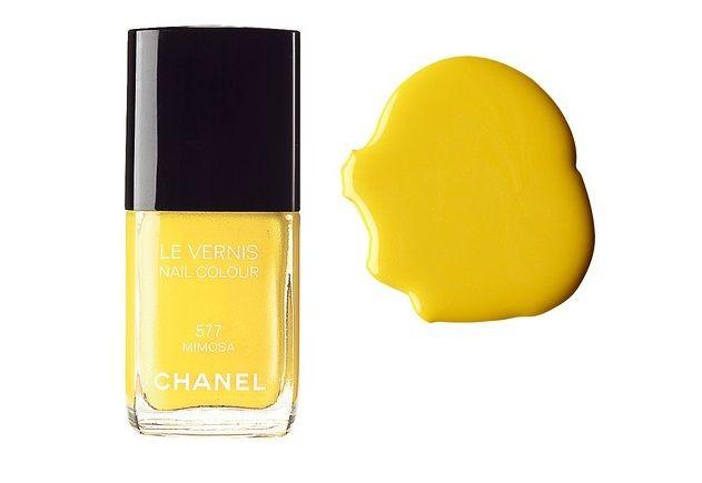 Chanel & Dior Negleakk Alle farger