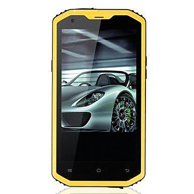 "Nr.1 X-Men x2 5.5 ""Android 4.4.4 4g smartphone (dual sim, IP68 rezistent la apa, robust 3-proof, ram1gb, rom8gb, camera dubla) – USD $ 189.99"