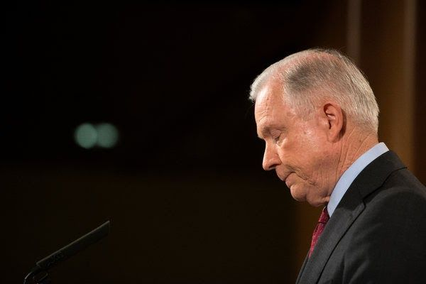 Mr. Trumps comments are remarkable because if the attorney general Jeff Sessions is beleaguered of late it is largely because of Mr. Trump himself. In an interview last week with The New York Times Mr. Trump said he never would have nominated Mr. Sessions if he knew he intended to recuse himself from the investigation into Russian meddling and the Trump campaign. Those comments raised speculation that Mr. Sessions would quit but he did not. Instead Mr. Sessions said he would stay on as…