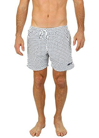 9ab2c8d55f UZZI Men's South Beach Swim Trunks Review   Men Swim Trunks   Swim ...