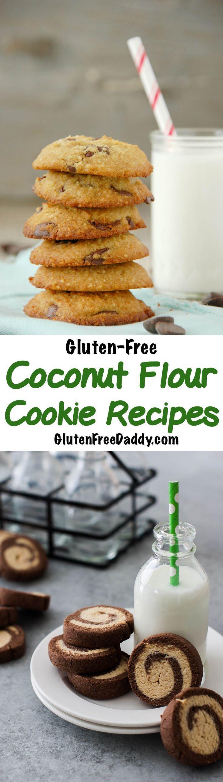 25 Gluten-Free Coconut Flour Cookie Recipes