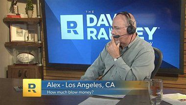 Dave Ramsey's radio show streamed online