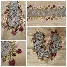 Patroon Zomerse sjaal by Mr. Cey http://bloemendalwol.nl/55-scheepjeswol