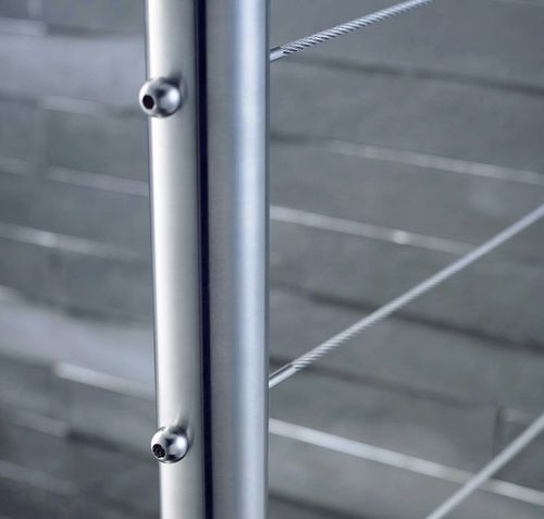Metal cable turnbuckle / for handrails I-SYS - END STOPS RONSTAN