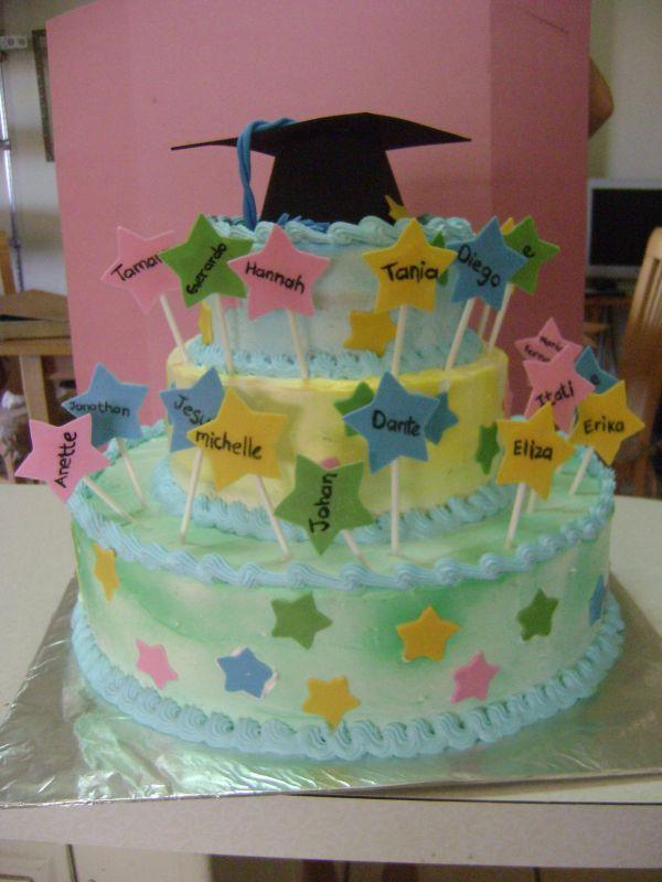 imagenes de tortas infantiles de graduacion - Buscar con Google