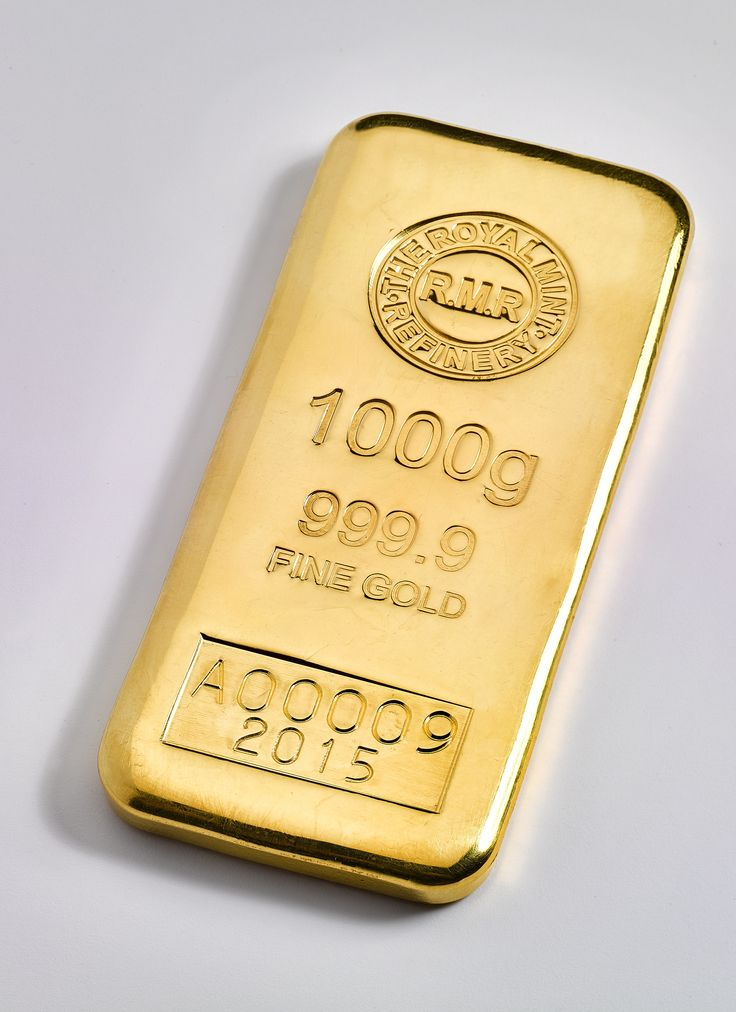 Cast your eyes on this! The new 1kg gold cast bar from www.royalmintbullion.com