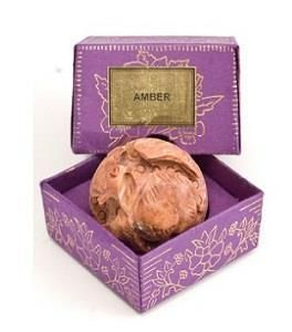 Song of India - Natural Solid Fragrance - Amber - gaia rising metaphysical