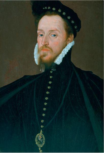 Illegitimate Offspring of Royalty . . . Henry Carey, Baron Hunsdon son of Henry VIII and Mary Boleyn