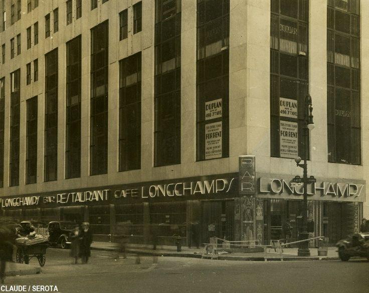 Longchamps Restaurant Nyc