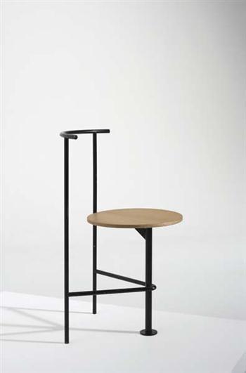 SHIRO KURAMATA Three-Legged Chair, ca. 1986