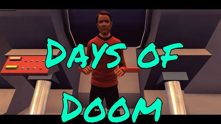 Days of Doom - Normal PvE - Agents of Yesterday - Star Trek Online
