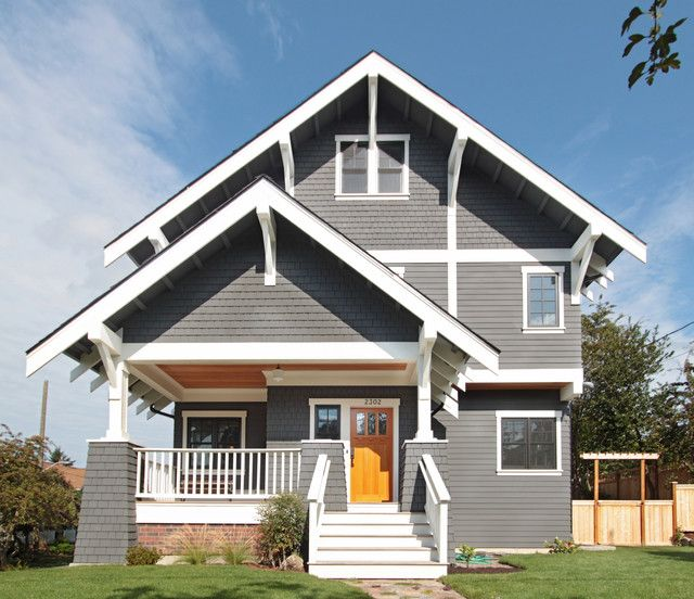 Exterior Paint Ideas Home Design: 17 Best Ideas About Grey Exterior Paints On Pinterest