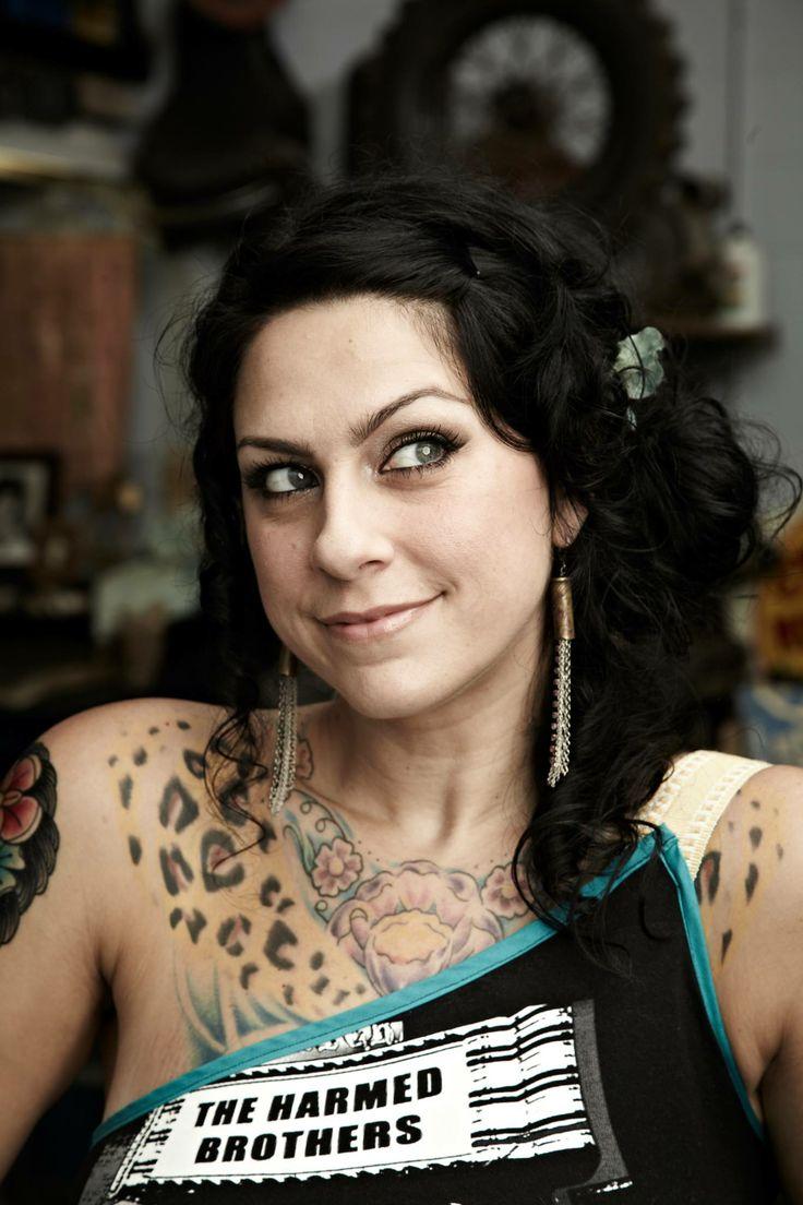 Da da danielle colby cushman tattoos - Danielle Colby Cushman