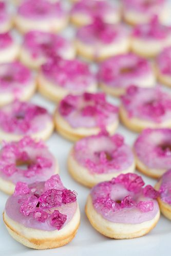 rock candy donuts = awesome