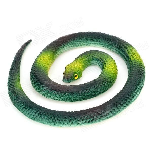 # # #Blackish #Dark #Green #Joke #MultiColored #Practical #Rubber #Shaped #Snake #Toy #ZGQS003 #Hobbies # #Toys #Home #Practical #Joke #Gadgets #Toys #for #All #Ages Available on Store USA EUROPE AUSTRALIA http://ift.tt/2hi7R9u