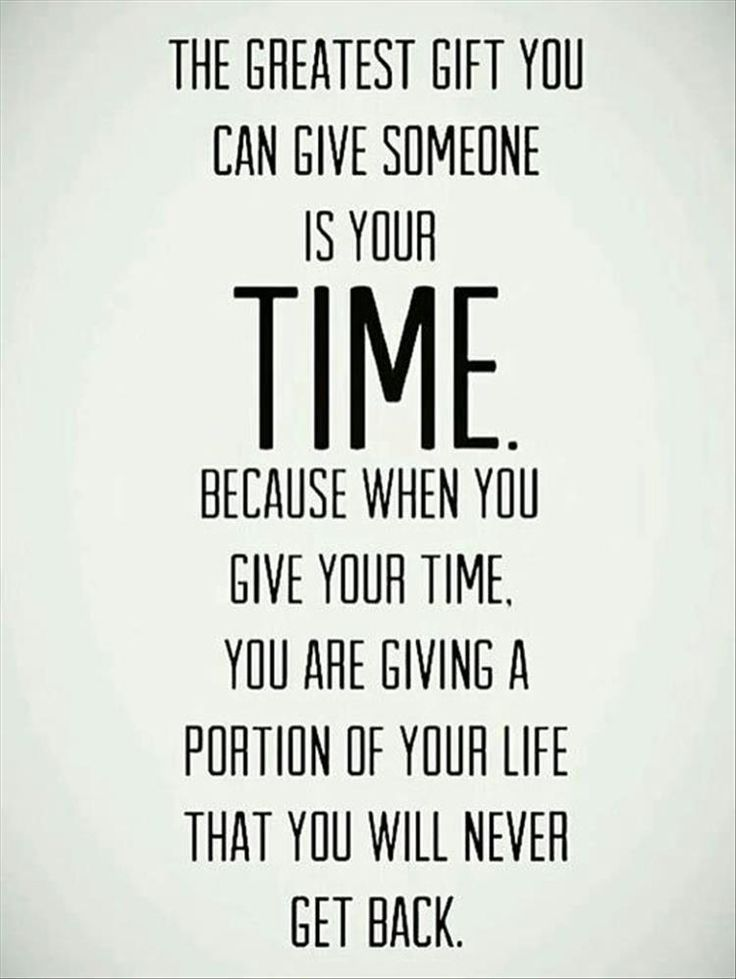 December 1st, Time is all we have and Time is the best thing you can give...especially to your children. Evie & Adrienne || Sustainable Baby Clothing and Accessories || Made in America || Be The Good || Fertility Awareness || www.evieandadrienne.com (original post)  Top Ten Quotes Of The Day