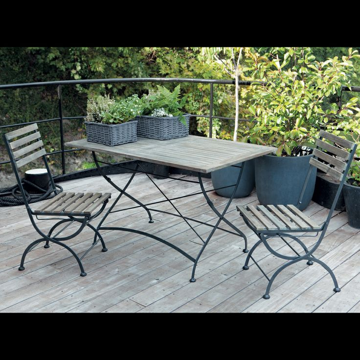 Table De Jardin Pliante sur Pinterest  Table jardin pliante, Table