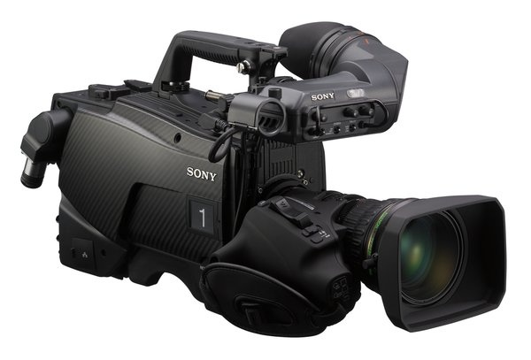 Sony Product Detail Page HDC2500L