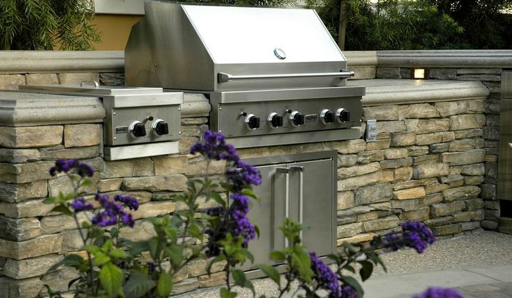 7 Best Outdoor Kitchens Fireplaces Images On Pinterest