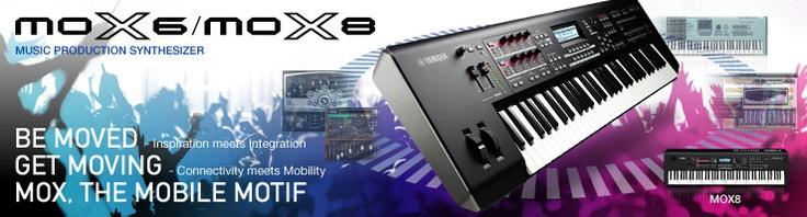 Yamaha MOX Synthesizer