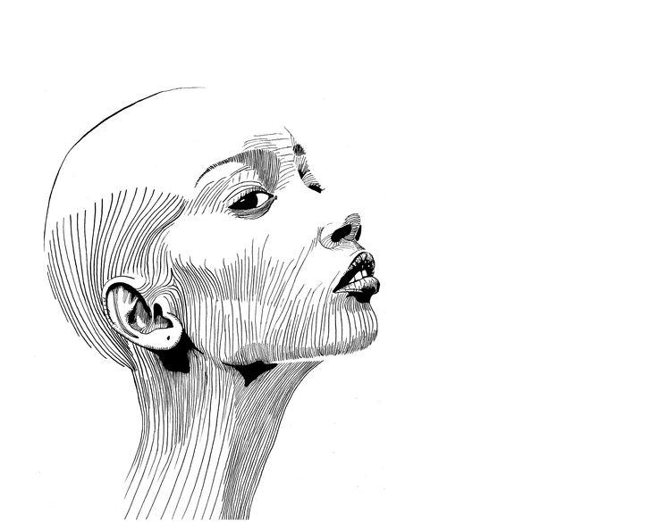 by Matkol #ink #drawing #art