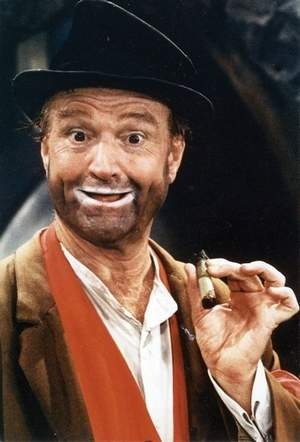 Freddie the Free Loader played by Red Skelton. I LOVED RED, especially when he did Gertrude and Heathcliff, the talking seagulls. Hilarious!