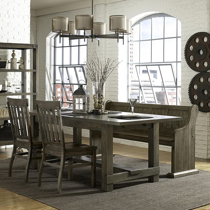 Cordova Table Chair And Bench Set Great Perfect For A Dining Room