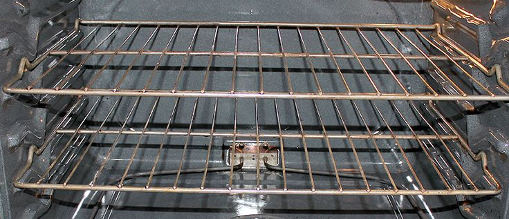 Holy crap. This actually works. Dryer sheets + Dawn = easiest way to clean those pesky, dirty oven racks!