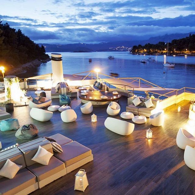 "Goodbye Croatia! Stunning shot of Hotel Croatia in Cavtat, Croatia courtesy of @luxwtconcierge ━━━━━━━━━━━ All week long we will be featuring the country of Croatia.. Hashtag your best pictures/videos taken in #croatia with #luxwt or #luxuryworldtraveler for a chance to be featured. ━━━━━━━━━━━ ""Dream Big, Eat Well & Travel On"" ━━━━━━━━━━━"