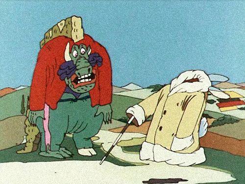 Самые странные и темные советские мультфильмы.