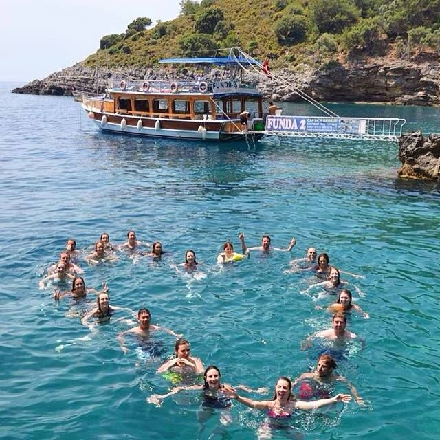 Boat trips from #Oludeniz and #Fethiye
