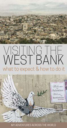 How to visit the West Bank and Hebron: all you need to know before visiting Palestine  and what to expect. | West Bank Palestine| West Bank Israel | West Bank wall | Palestine travel Holy Land #WestBank #Palestine #Hebron - via @clautavani