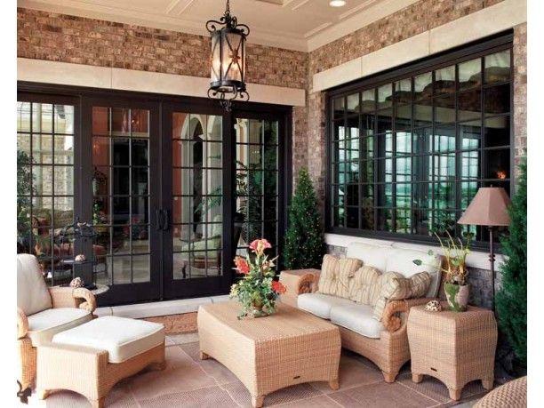 Interior, Patio