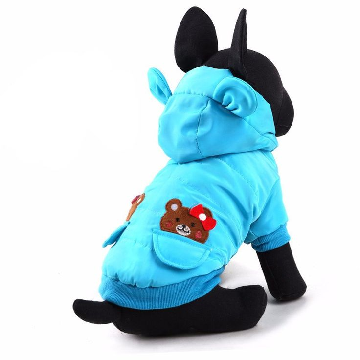 Cute Rabbit Pet Dog/Cat Parka