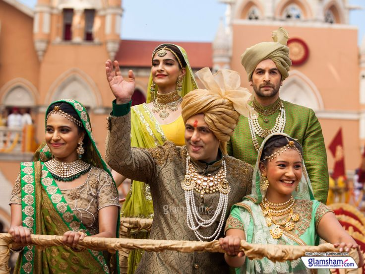 Prem Ratan Dhan Payo Movie Some Gorgeous Images Of Salman Khan And