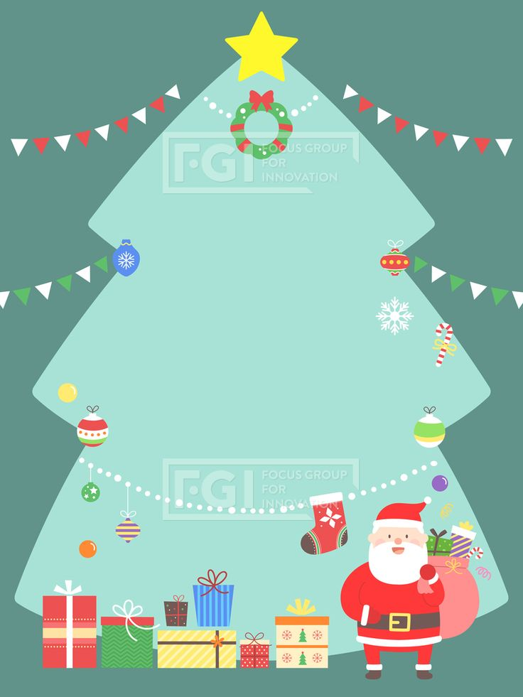 ILL167, 프리진, 일러스트, 이벤트, 프레임, ILL167, 크리스마스, 성탄절, 기념일, 행사, 축제, 홀리데이, 공휴일, 휴일, 겨울, 사람, 인물, 캐릭터, 남자, 남성, 노인, 노년, 할아버지, 산타할아버지, 산타, 산타클로스, 크리스마스트리, 트리, 나무, 모자, 장갑, 신발, 선물, 선물세트, 장식, 별, 양말, 지팡이, 폭죽, 종, 데코레이션, 눈, 서있는, 행복한, 즐거운, 방울, 편지지, 카드, 리스, 보따리, 20100271, #유토이미지 #프리진 #utoimage #freegine