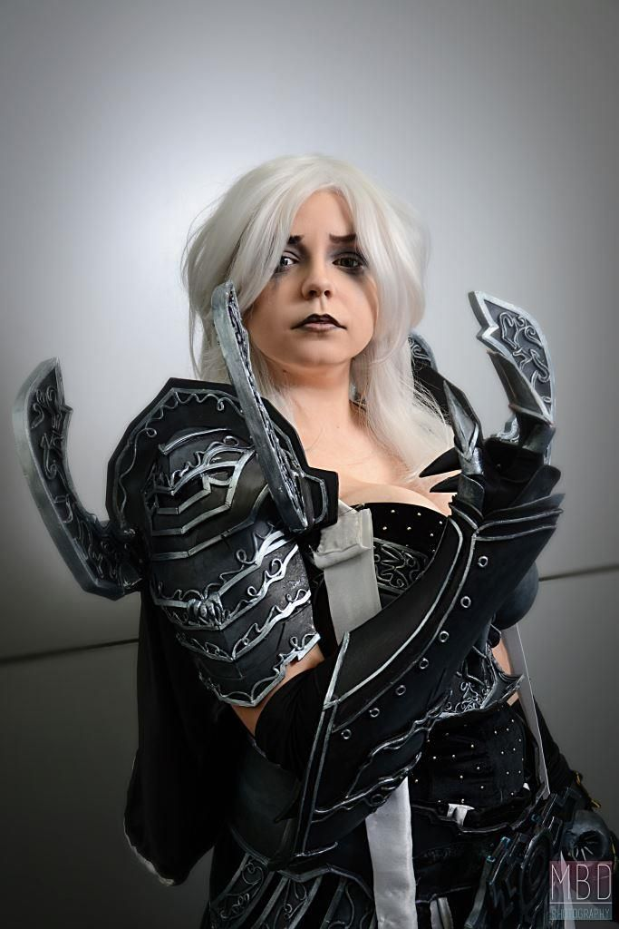 Female Malthael Cosplay made by www.facebook.com/Mozgie Photo: www.facebook.com/MadeByDobroch…