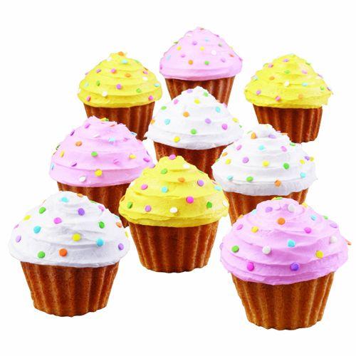 Wilton 6 3D Cupcakes Cake Pan