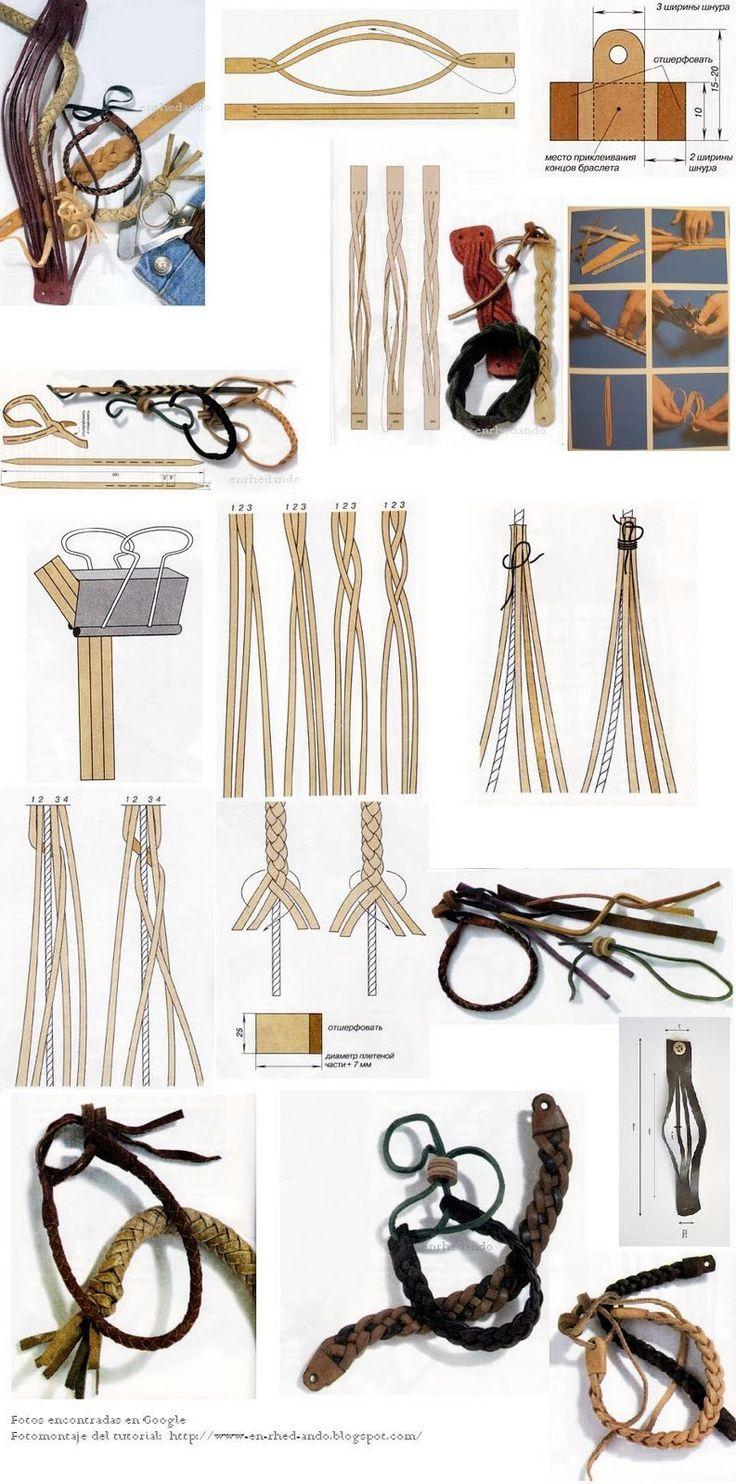 M s de 1000 ideas sobre bolso de cuero de hombres en - Trabajar desde casa haciendo manualidades ...