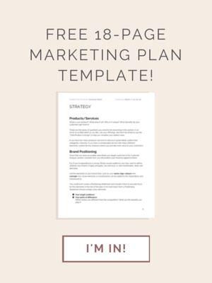 Marketing plan paper essay
