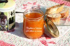 De délices en saveurs: Confiture d'abricots au thermomix